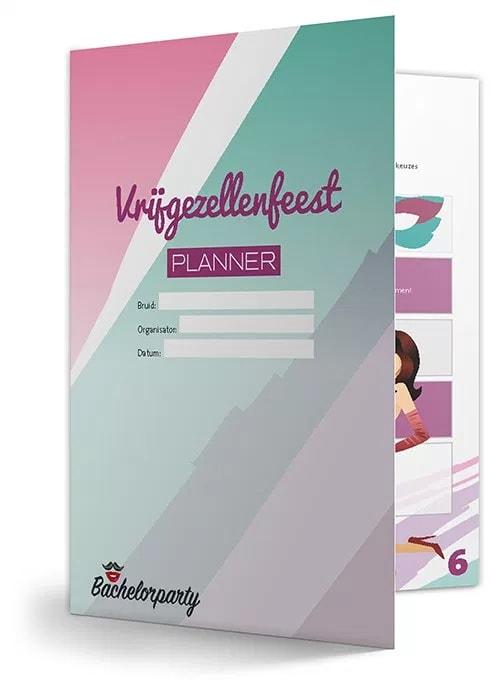 Vrijgezellenfeest planner