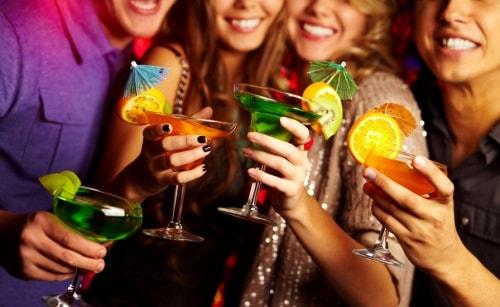 cocktail workshop voor vrouwen