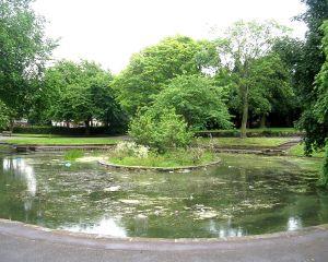 Healthy Living Park Project: Haw Hill Park, Normanton