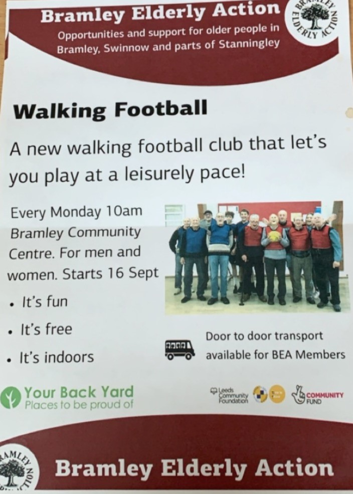 bramley walking football flyer 2