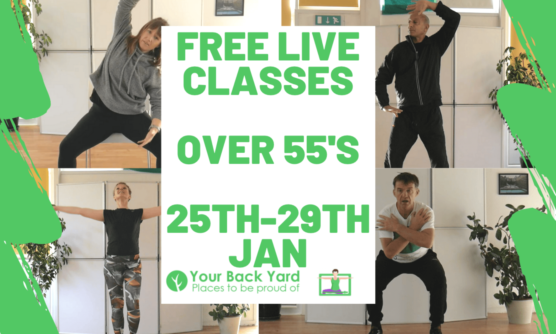 Free Exercise Classes On Zoom