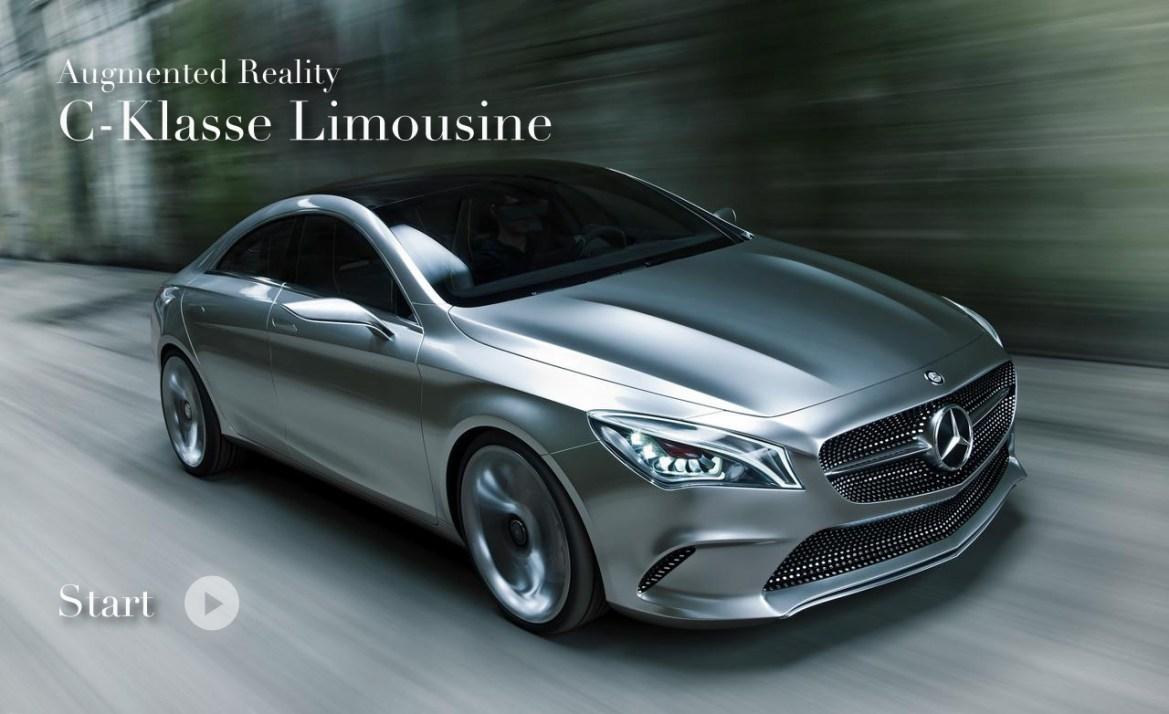 Mercedes Benz - C Klasse Limosine