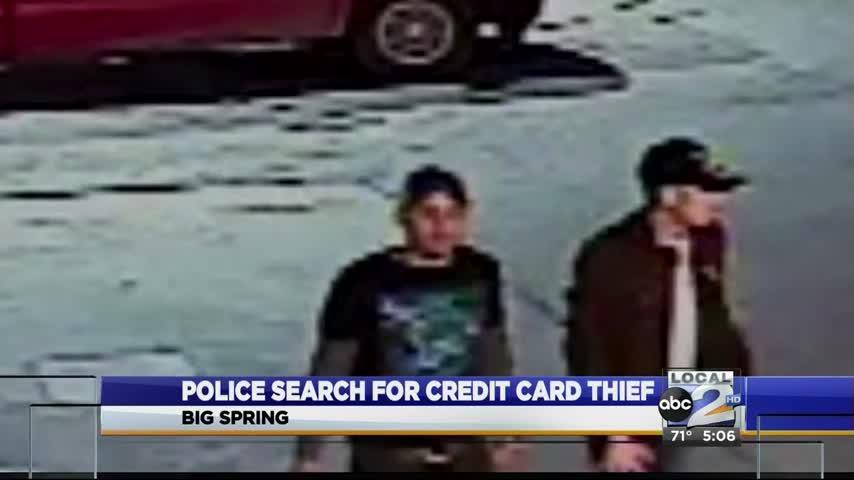 Big Springs Credit Card Thief_20160331225706