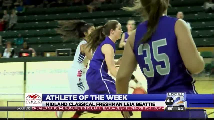Athlete of the Week- Midland Classical-s Leia Beattie_35531739