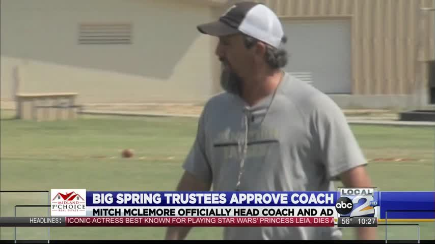 Mitch McLemore Comes to Big Spring_43347045