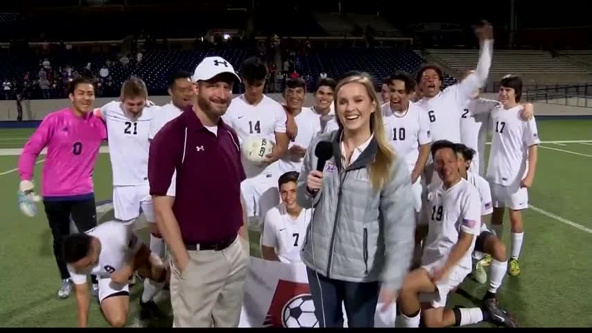 Midland Lee soccer wins first district title since 2009_69877147