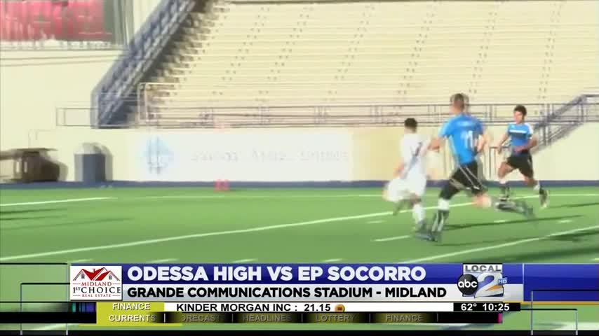Odessa High boys fall in Bi-District Round_57939210