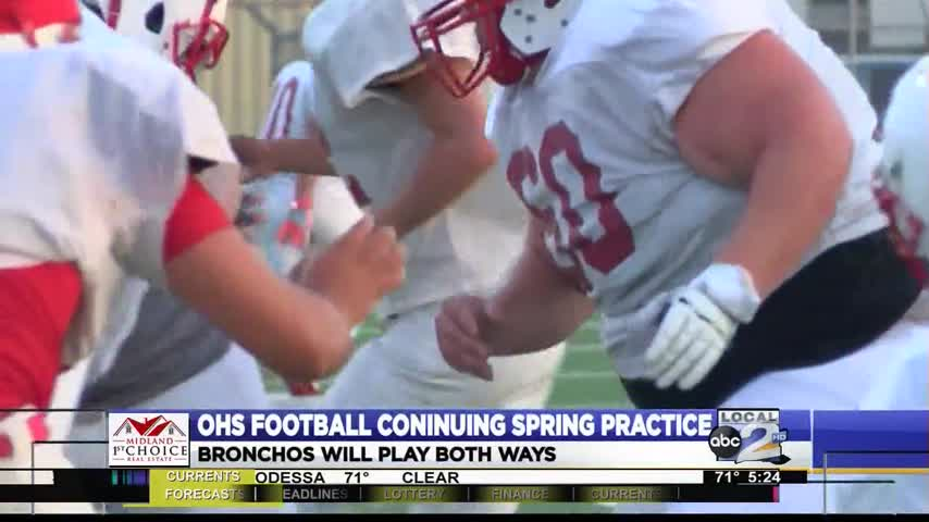 Odessa High Football To Play Both Ways_22036950