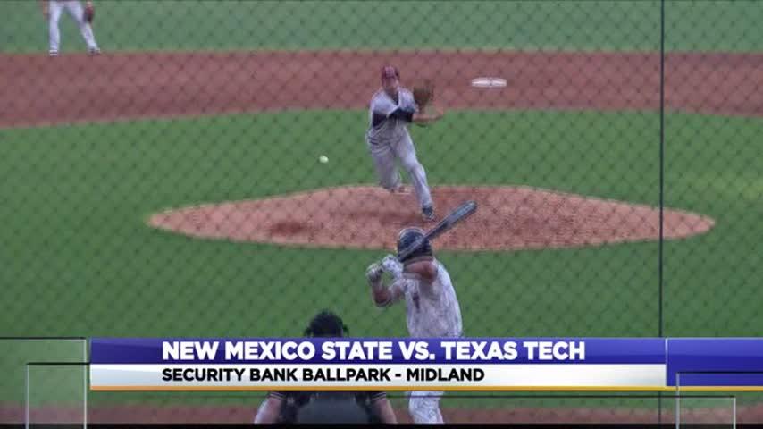 Texas Tech Baseball Returns to Midland_77669243