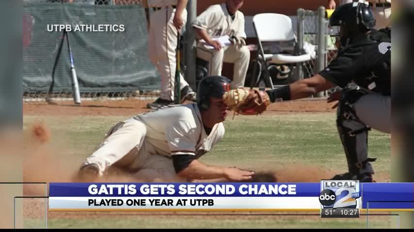 Gattis Gets Second Chance at UTPB_36506965