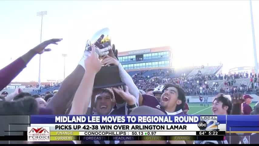 Lee Leaves Lamar Behind_48613260