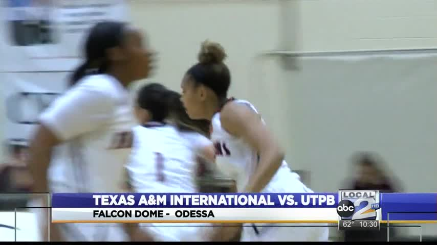 UTPB Women Win Home Opener_23443016