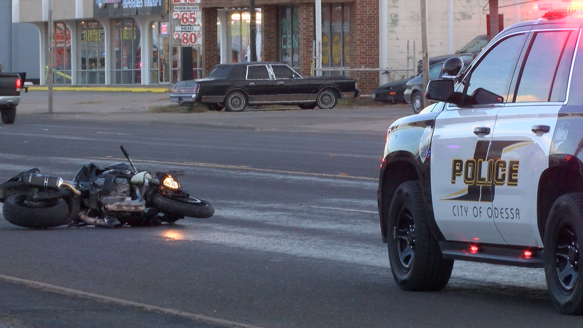 Fatal Motorcycle Crash Leaves One Odessa Man Dead