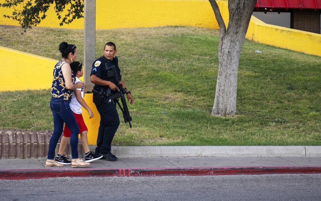 Texas shooting 2019