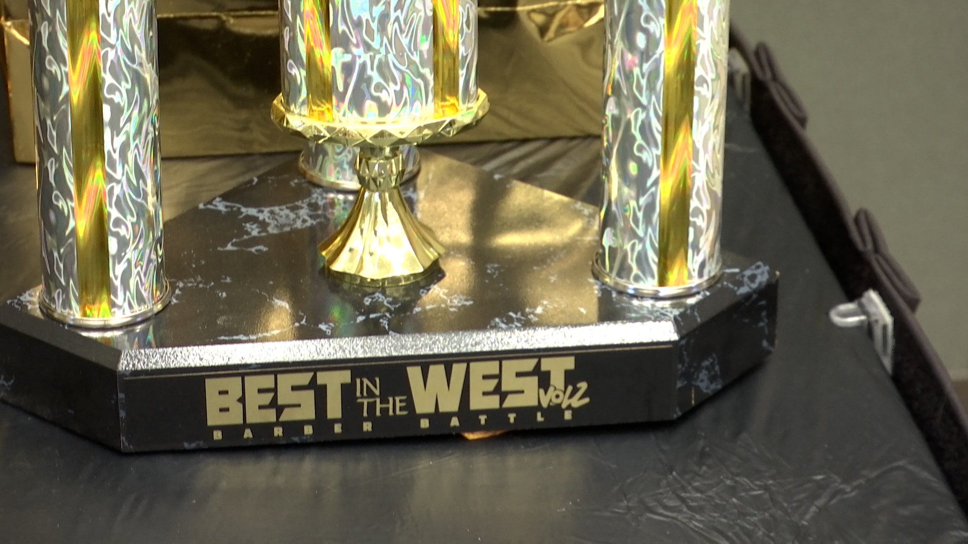 Best in the West: Barber Battle Expo