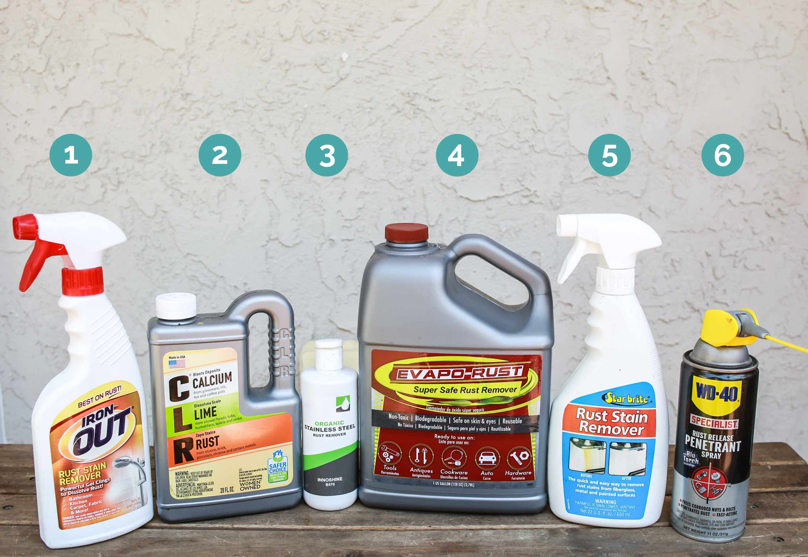 the best rust removers of 2021