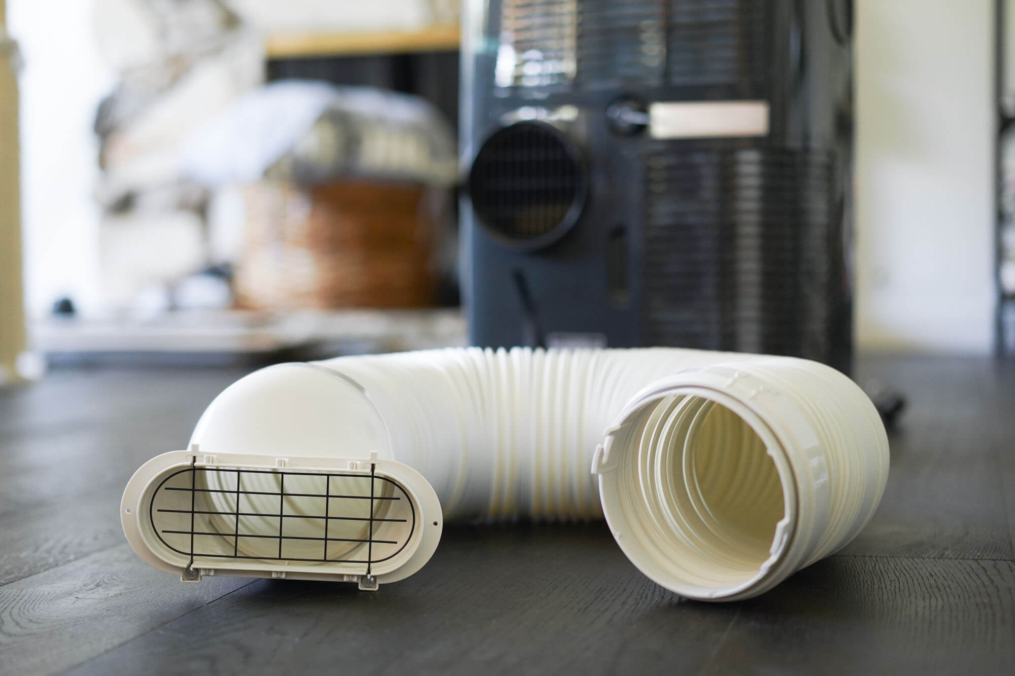 can you run a portable air conditioner