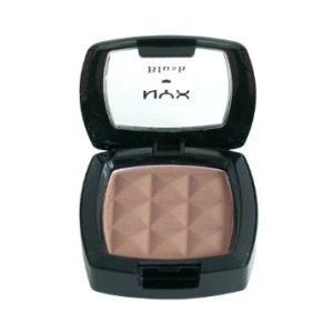 nyx cosmetics powder blush, nyx cosmetics powder blush in taupe, taupe powder blush nyx cosmetics, nyx cosmetics taupe blush, taupe makeup, nyx cosmetics taupe