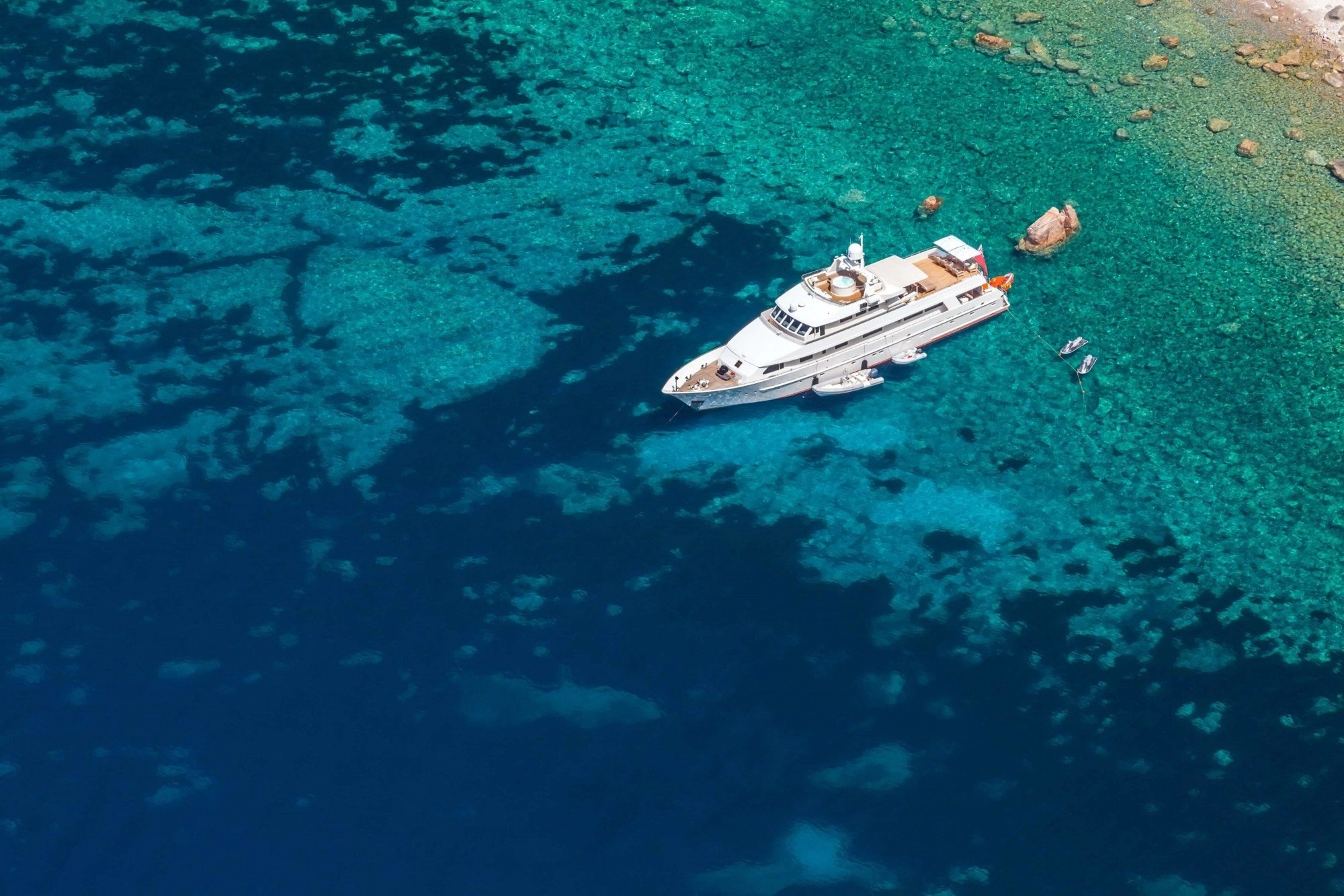 Caribbean Yacht Rental Luxury Private Motor And