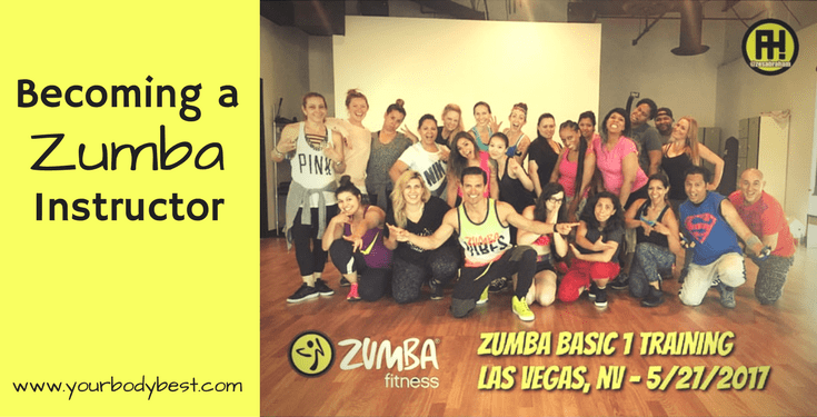 Becoming a Zumba Instructor   Your Body Best