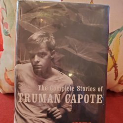 Book Cover: Complete Stories of Truman Capote