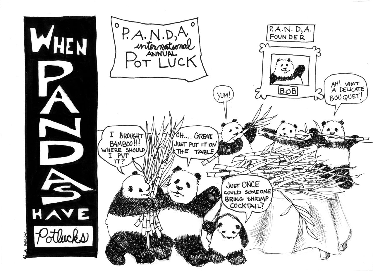 As The Pandas Turn E History Of The Institute For