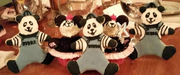 Cuppycakes, anyone? (Photo courtesy of Karen Wille and cuppycakes courtesy of Leslie Johnson)