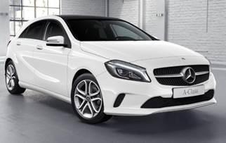 Mercedes A200d Sport Edition