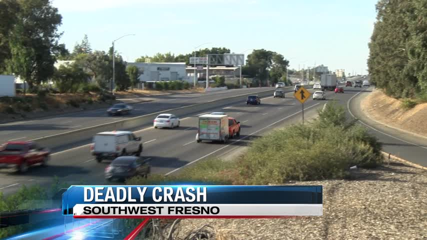 Four killed in separate Highway 99 crashes Sunday identified