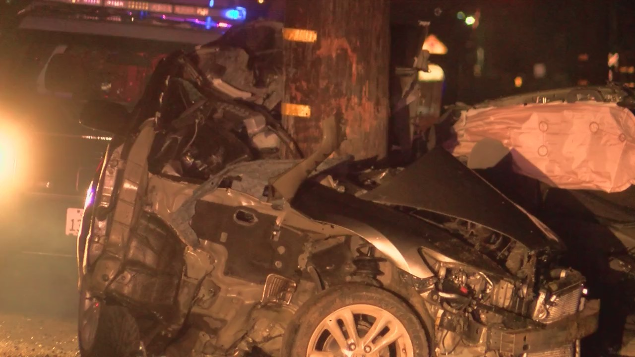 18-year-old killed in horrific crash identified