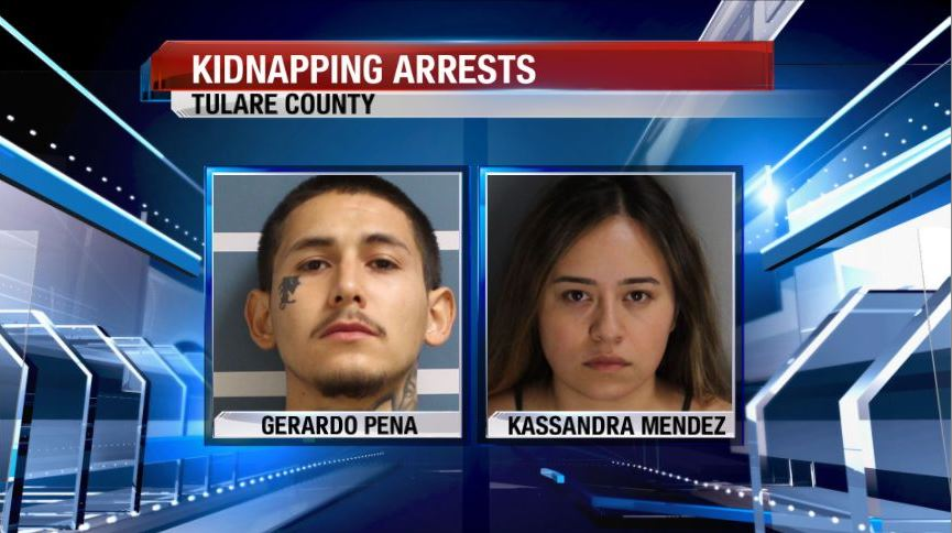 Tulare County Sheriff's Office Investigates Armed Kidnapping