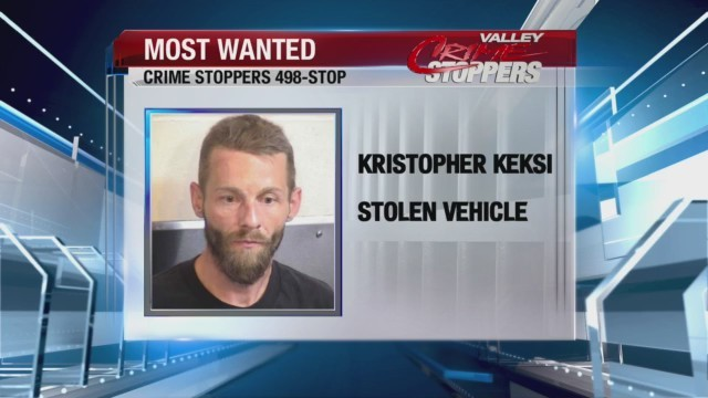 Crime Stoppers Most Wanted: Kristopher Keksi