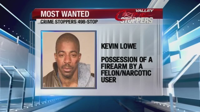 Crime Stoppers Most Wanted: Kevin Lowe