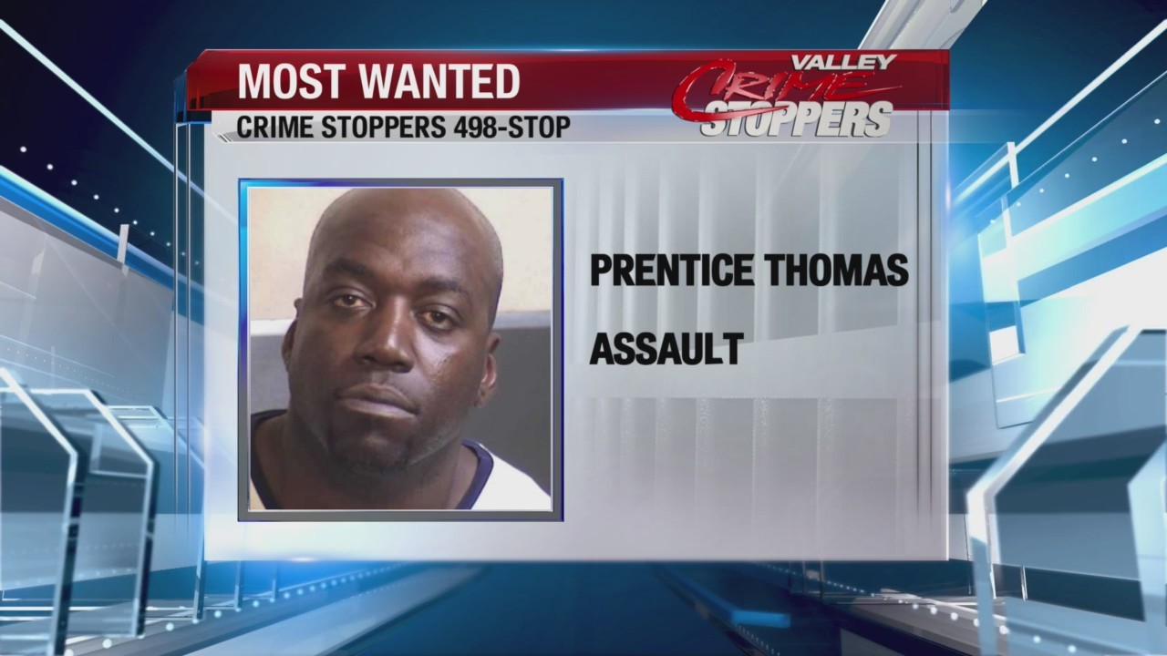 Crime Stoppers Most Wanted: Prentice Thomas