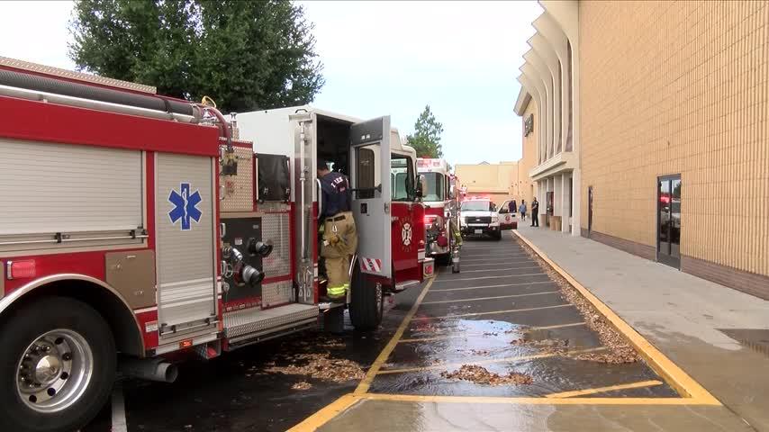 Fire evacuates part of Fashion Faire Mall_21671072-159532