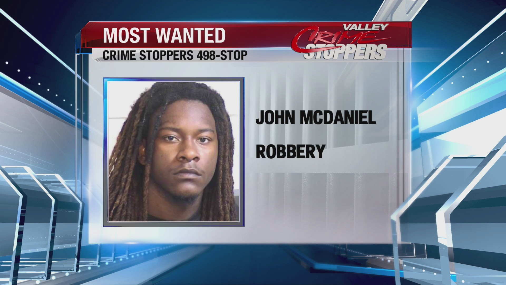 Crime Stoppers Most Wanted: John McDaniel