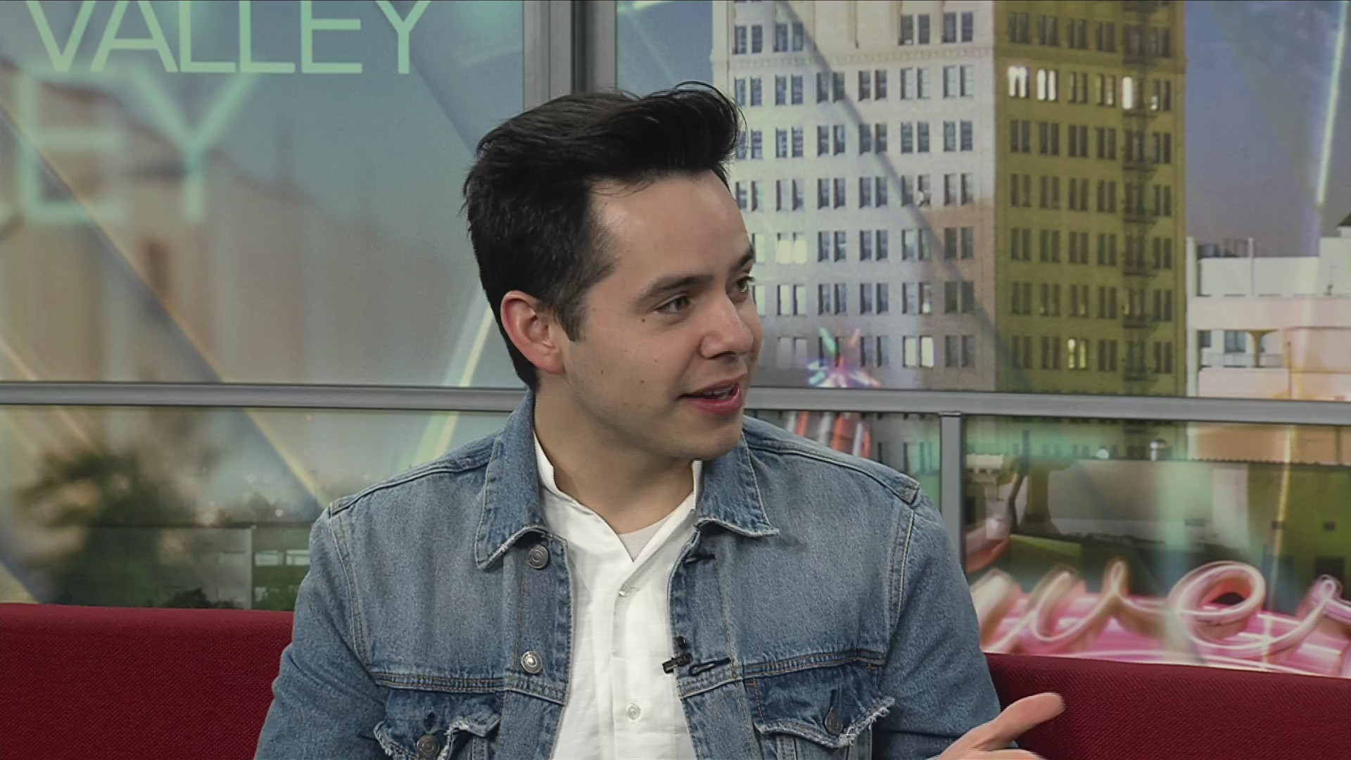 David Archuleta sat down with us on KSEE24 Midday