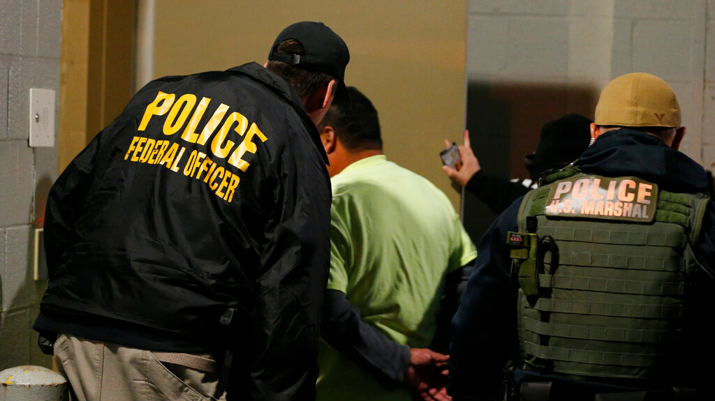 LAPD won't take part in planned immigration raids