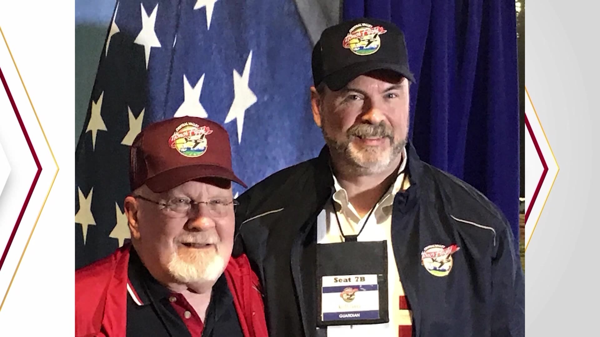 MedWatch Today: Laproscopic surgeon & father travel to Washington, D.C. on the Honor Flight
