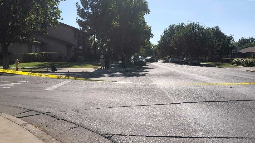 Teenager shot in drive-by shooting in Merced