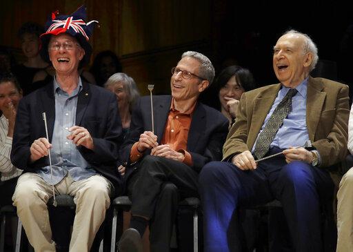 Rich Roberts, Eric Maskin, Jerome Friedman