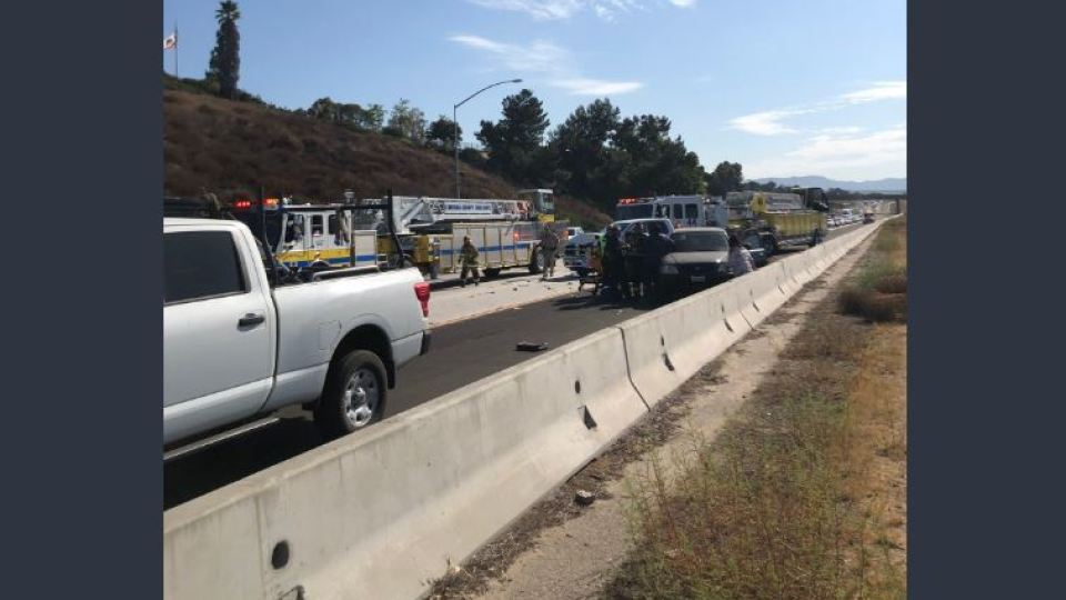 Bakersfield students on charter bus involved in three