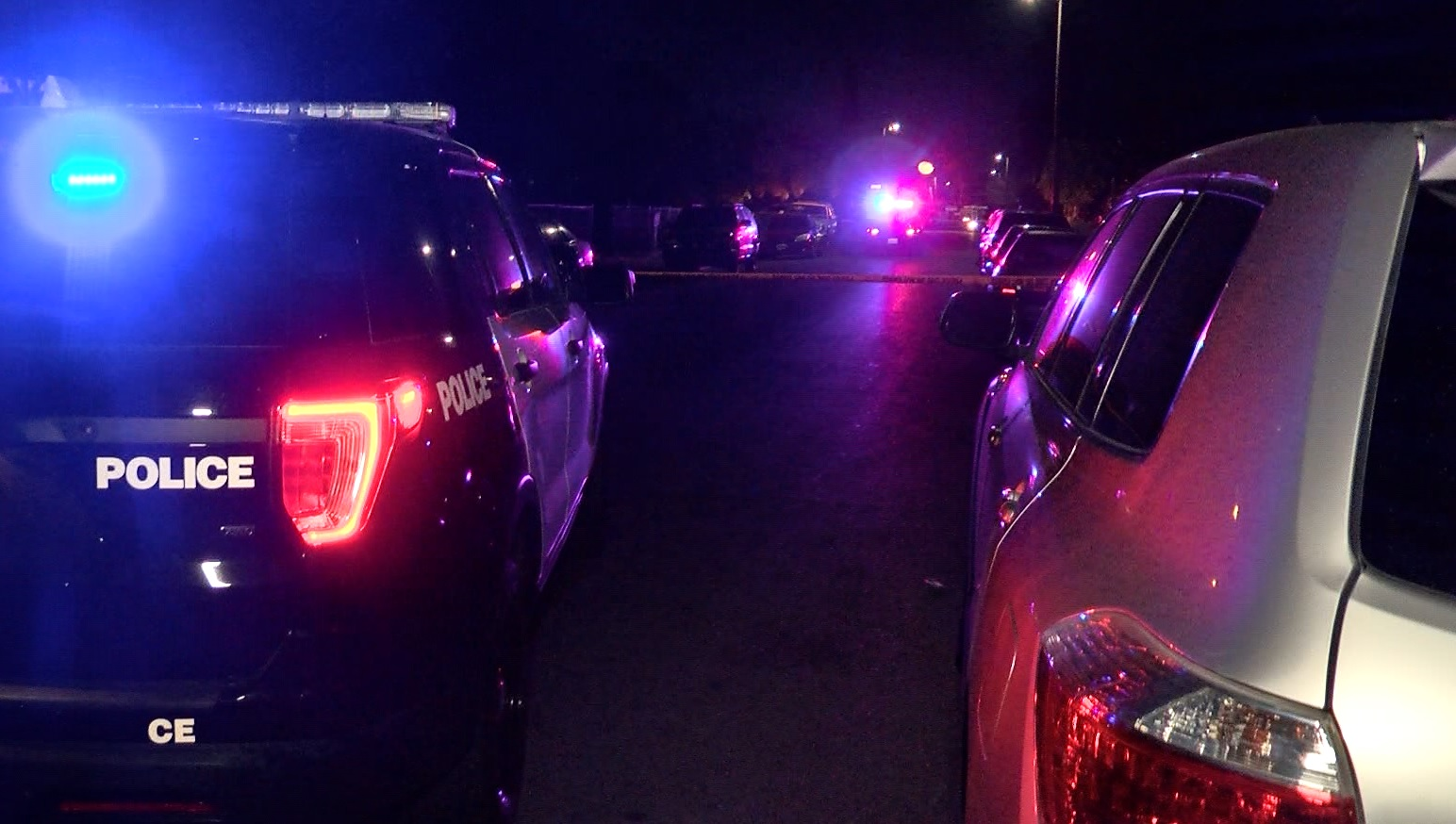 Police: 7-year-old inside a house hit by multiple shots