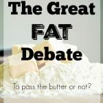 The Great Fat Debate