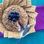 Blueberry Pie Cheese Ball