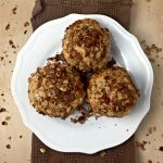 Cinnamon Chip Streusel Muffins