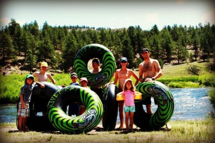 Tubing close to colorado springs