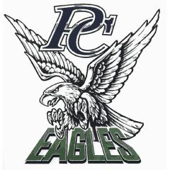 Pine Creek High School Eagle