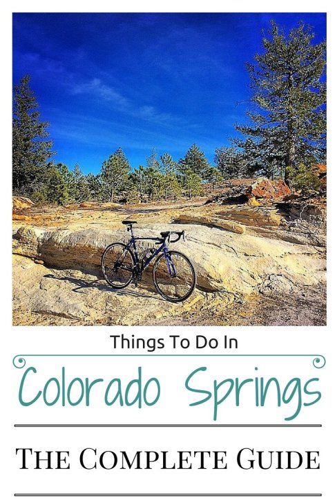 Complete list of things to do in Colorado Springs