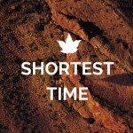 shortest